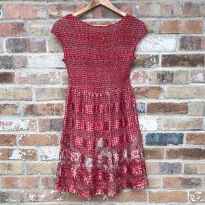 Max Studio Silk Dress Size Small